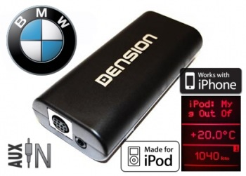 DENSION Gateway 100 - integrace iPod/iPhone