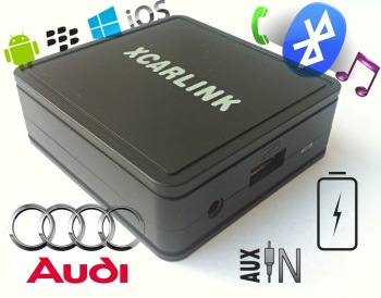XCarLink NEW Bluetooth SMART Audi