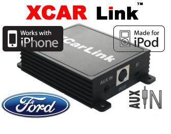 Adaptér iPod/iPhone vstup pro autorádio Ford