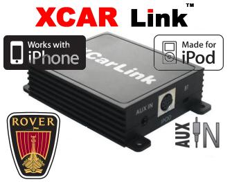 Adaptér iPod/iPhone vstup pro autorádio Rover
