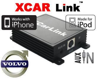 Adaptér iPod/iPhone vstup pro autorádio Volvo