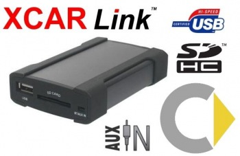 Adaptér USB/SD MP3 vstup pro autorádio Smart