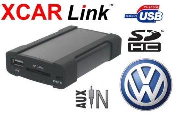 Adaptér USB/SD MP3 vstup pro autorádio Volkswagen