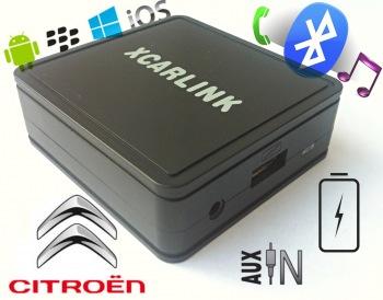 XCarLink NEW Bluetooth SMART - Citroen