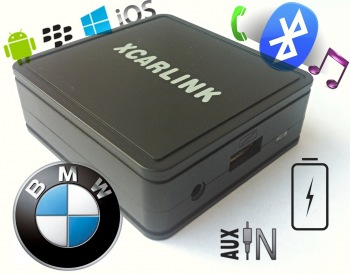 XCarLink NEW Bluetooth SMART BMW