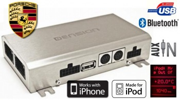 DENSION Gateway 500 - USB/iPod Porsche