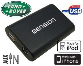 DENSION Gateway Lite 3 USB/iPod/iPhone Land Rover