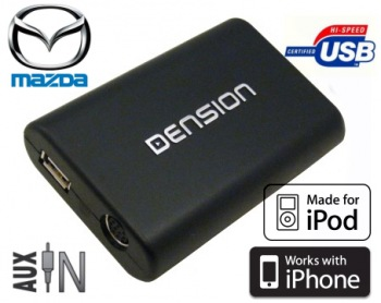 DENSION Gateway Lite 3 USB/iPod/iPhone Mazda