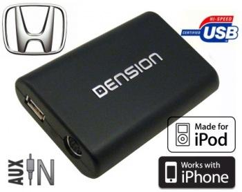 Gateway Lite 3 USB/iPod Honda