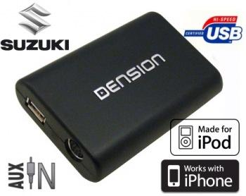 Gateway Lite 3 USB/iPod Suzuki