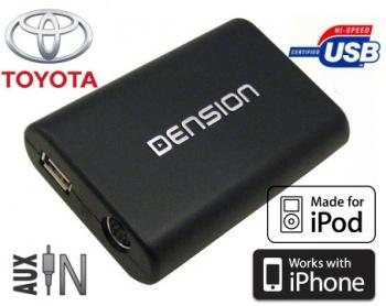 Gateway Lite 3 USB/iPod Toyota