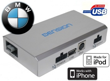 DENSION Gateway Lite MOST - USB/iPod/iPhone k iDrive BMW