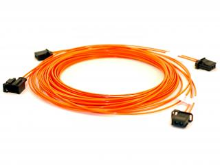 Svazek prodlužovacích optických kabelů - Gateway 500, 500S BT (4,5m)
