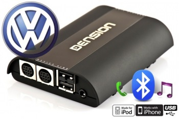 Gateway PRO BT - USB/iPod/Bluetooth handsfree Volkswagen