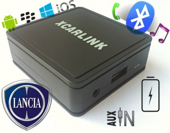 XCarLink NEW Bluetooth SMART Lancia