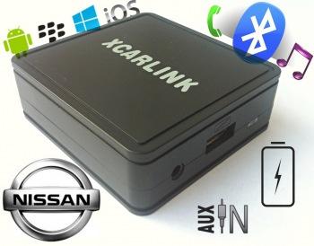 XCarLink NEW Bluetooth SMART - Nissan