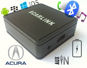 XCarLink NEW Bluetooth SMART Acura