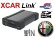 XCarLink daptér USB/SD MP3 k autorádiu Alfa Romeo