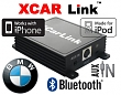 XCarLink adaptér iPod/iPhone/Bluetooth BMW