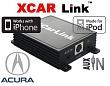 XCarLink Adaptér iPod/iPhone vstup pro autorádio Acura