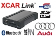 XCarLink adaptér USB/SD/Bluetooth Audi