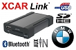 XCarLink adaptér USB/SD/Bluetooth BMW