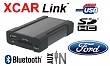 Adaptér USB/SD/Bluetooth handsfree - Ford