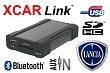 Adaptér USB/SD/Bluetooth handsfree - Lancia