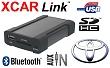 Adaptér USB/SD/Bluetooth handsfree - Toyota