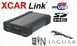 Adaptér USB/SD MP3 vstup pro autorádio Jaguar