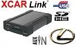 Adaptér USB/SD MP3 vstup pro autorádio Lexus