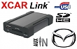 Adaptér USB/SD MP3 vstup pro autorádio Mazda