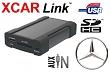 Adaptér USB/SD MP3 vstup pro autorádio Mercedes