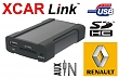 Adaptér USB/SD MP3 vstup pro autorádio Renault