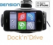 DENSION držák iPhone Car Dock pro Gateway