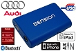 DENSION Gateway Lite 3 Bluetooth handsfree Audi